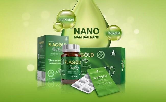 Bí quyết trẻ hóa da với Nano mầm đậu nành FlaGold Beauty
