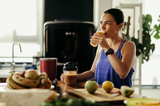 Một thực đơn healthy giúp cân bằng nội tiết tố nhanh chóng