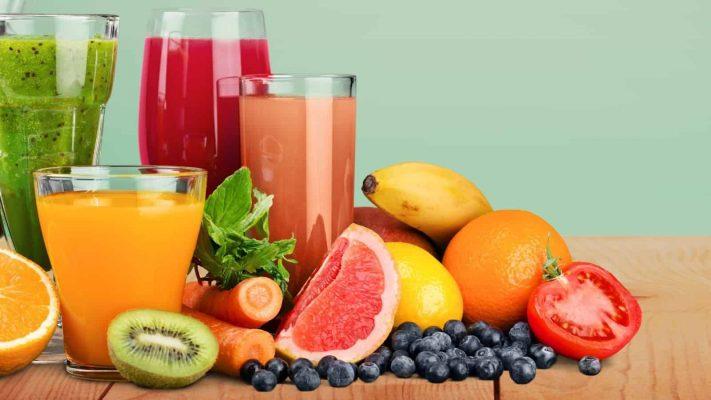 Làn da chắc khỏe hơn từ sâu bên trong nhờ các loại nước ép rau củ quả
